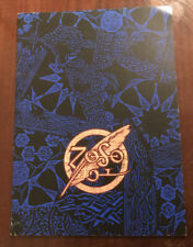 Jimmy Page & Robert Plant World Tour Book 1995 Zoso ~ Led Zeppelin