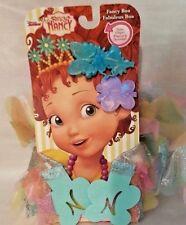 Disney Junior Fancy Nancy Fancy Multi-Color Boa & Hair Clips Size 4-6X New 3+