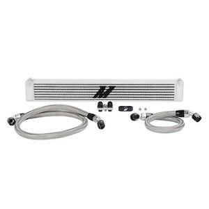 Mishimoto Oil Cooler Kit - Silver - fits BMW E46 M3 - 2000-2006