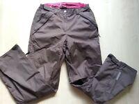 ICEPEAK Women Outdoor-Yachting-SKI-Snow-Funktions-Hose-Pants D-3 neuw.EDEL braun