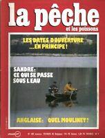 Revue  La pêche et les poissons No 489 Février 86