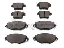 FORD MONDEO MK3 2.2 ST TDCI 155 FRONT & REAR MINTEX BRAKE DISC PADS NEW SET