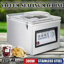 Digital Vacuum Packing Sealing Machine Sealer 300W Packaging Industrial Chamber