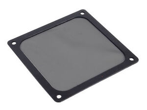 Silverstone FF123B Black Ultra Fine 120mm Magnetic Fan Filter