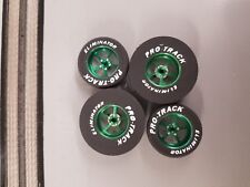 Pro Track N403I Green Pro Stars 1 5/16 x 300 & 4410 Fronts Drag Tires