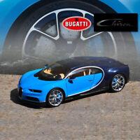 Maisto 1:24 BUGATTI Chiron Super Car Alloy Sports Car Model Collectible Toys