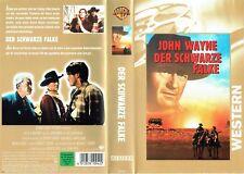 (VHS) Der schwarze Falke - John Wayne, Ward Bond, Natalie Wood, Jeffrey Hunter