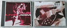 JAM Live Jam .. 1993 Polydor CD TOP