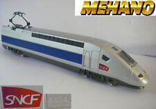 NEUF MEHANO Locomotive motrice chassis métal SNCF N°4404 TGV POS Train HO