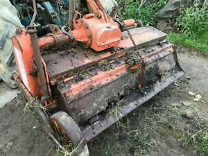 Howard Rotovator Selectatilth £750 tractor mounted