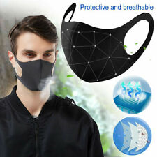 Adults Face Masks Washable Protection Reusable - UK Stock