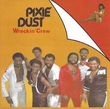 Wreckin' Crew – Pixie Dust      New  cd  ftg          + bonustracks