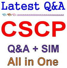 Certified Supply Chain Professional CSCP Exam Q&A PDF+SIM