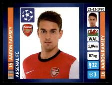Panini Champions League 2013-2014 Aaron Ramsey Arsenal FC No. 407