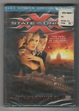 XXX STATE of the UNION (DVD) FULL SCREEN SPECIAL EDITION ICE CUBE - SEALED
