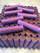 $ RARE LINCOLN WHEAT CENT ROLLS OLD US PENNIES SET US COINS BANK COLLECTION LOT!