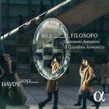 Haydn; W.F. Bach: Il Filosofo (CD, Apr-2015, Alpha (Record Label))