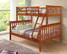 Twin over Full Bunk Beds for Kids