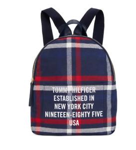Tommy Hilfiger Women Sky Capitan Multi Bennet Backpack NWT MSRP 138$+TAX