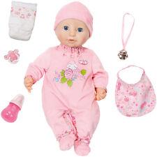 Zapf Creation Baby Annabell Puppe 2016 Babypuppe Mädchen Girl Mädchenpuppe NEU