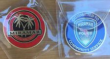 Miramar Florida Police Department Challenge Coin
