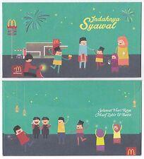 [SS] SDR002 McDonald's Sampul Duit Raya 2pcs