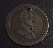 Token LC-58B Ships Colonies & Commerce small Bust hard to find