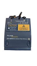 Fluke Networks Dtx Mfm Multimode Fiber Modules Dtx1800 Analyzer
