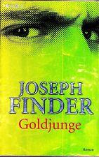 Finder - GOLDJUNGE Mystery Thriller TB