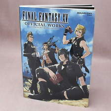 Final Fantasy XV - Official Works - GAME ARTBOOK NEW