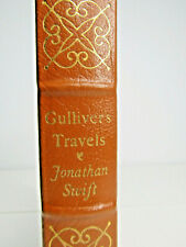 Easton Press GULLIVER'S TRAVELS by Jonathan Swift Collectors LEATHER BOUND 1976