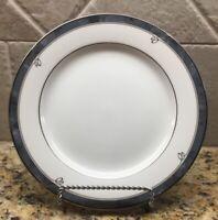Nikko Fine China Moonstone Patra Salad Plates Set of 4! EUC