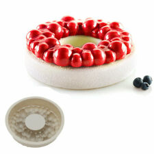 Silicone Cake Mold Cherry Bubble Shape Mold Chocolate Mousse Mould Baking Tools