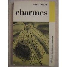 Charmes - Paul Valéry 1975 Nouveaux Classiques Larousse