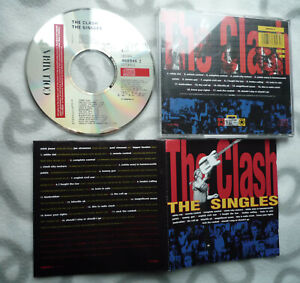 CD The Clash - The Singles