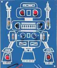 K-17 LED ROBOT BLINKER DIY KIT solder version