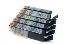 Canon OEM Genuine PGI-280 & CLI-281 Colors (CMY) and PGI/CLI Black Ink Cartridge