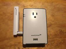 Amped Wireless REC22P - Wifi Range Extender - High Power AC1200 Plug-in