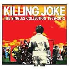 KILLING JOKE - THE SINGLES COLLECTION 1979-2012  - 2 CD NUOVO SIGILLATO