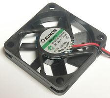 Sunon Ventilateur 45X45X10mm mb45101v2-a99 DC 12v15.6m3/H Maglev