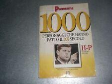 1000 PERSONAGGI CHE HANNO FATTO IL XX SECOLO - PANORAMA