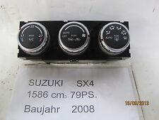 Suzuki SX4 79 PS Bj. 2008 Klimabedienteil