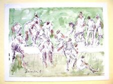 FIGURE STUDY INCIDENT FOOTBALL  HUGH MCKENZIE  2004