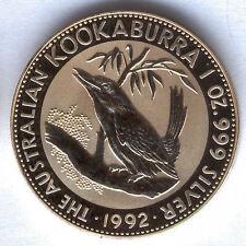 fd80a63c72 kookaburra 1 kg 1992 in vendita - Monete altri continenti | eBay