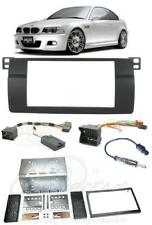 Connects2 CTKBM03 Complete Double Din Stereo Fitting Kit to fit BMW 3 series E46