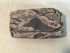 ABU M16 M4 Carbine Buttstock Pouch Blue Force Gear for sling storage USAF Tiger