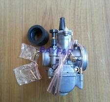 28mm flat slide performance carburetor OKO 28 JOG DIO KR150 RTL250 CR80 NSR50