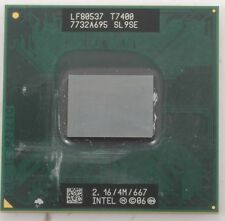 Intel Core 2 duo t7400 t7400 - 2,16 GHz 2 (lf80537gf0484m) processeur