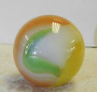 #12938m Colorful Vitro Agate Shooter Marble .95 Inches