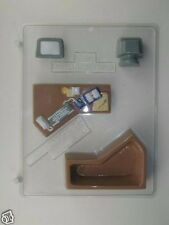 COMPUTER DESKTOP POUR BOX CLEAR PLASTIC CHOCOLATE CANDY MOLD AO147
